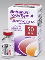 肉毒杆菌 BOTOX VISTA